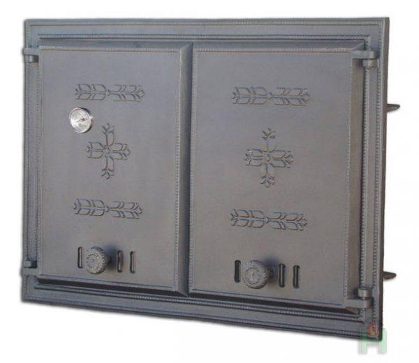 b58f78cc5c778a8ff84c0310ff4b71d4 600x520 - Drzwiczki żeliwne  DCHP2 675x480
