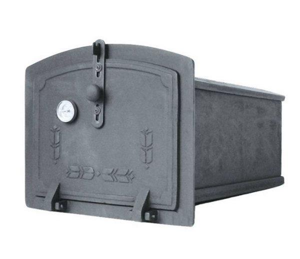 id 1 1cf944e2 600x519 - Rúra na pečenie  LIATINOVA STANDARD s teplomerem