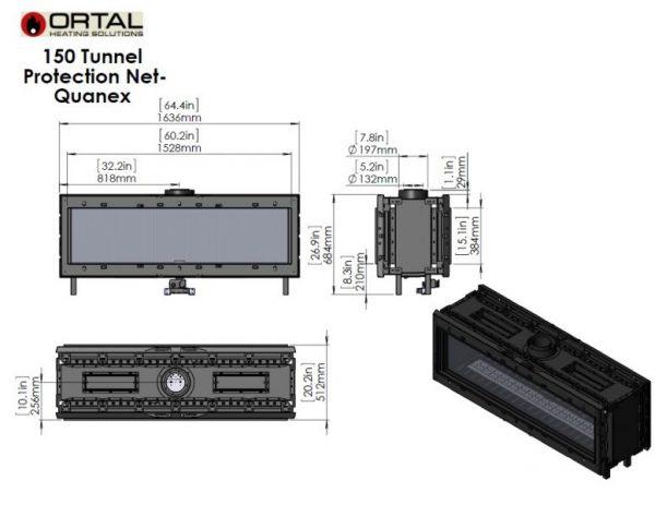 id 2 023c9c35 600x463 - Ortal Clear 150 Tunnel