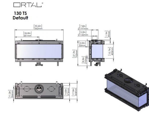 id 2 a3573129 600x463 - Ortal Clear 130 TS