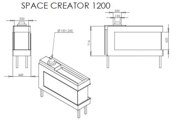 id 2 ca8d122d 600x407 - Ortal Space Creator 120