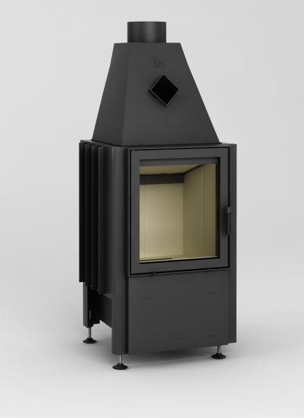 id 21 smart 1v - Fireplace insert Hajduk Smart 1V