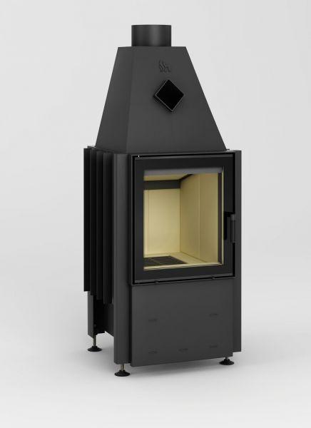 id 25 smart 1vt - Fireplace insert Hajduk Smart 1VT