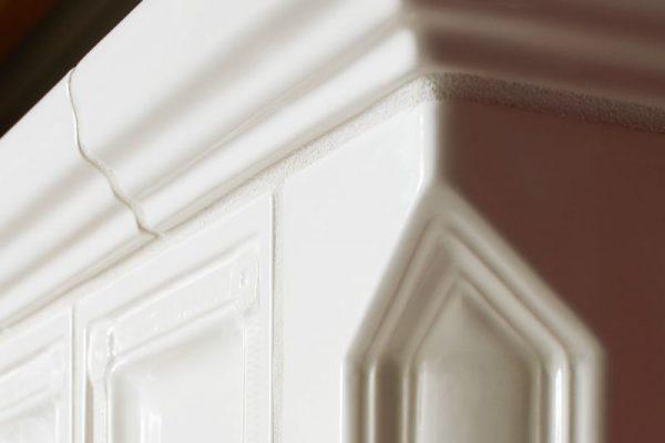 kachelkamin bella rosa 14 eco detail3 600x400 - Kominek kaflowy Bella Rosa 14