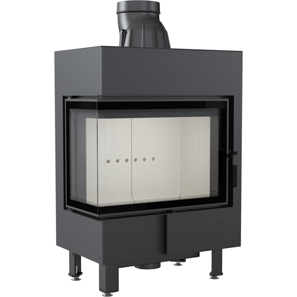 lucy 12 lewy bs 600x600 - Fireplace LUCY 12 left BS