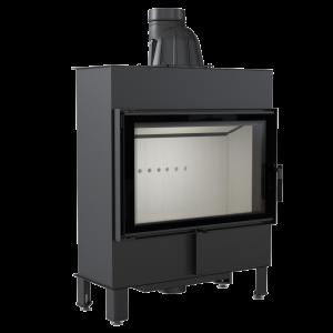 lucy 14 slim 300x300 - Fireplace insert LUCY 14 SLIM
