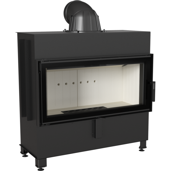 lucy 16 600x600 - Fireplace insert LUCY 16