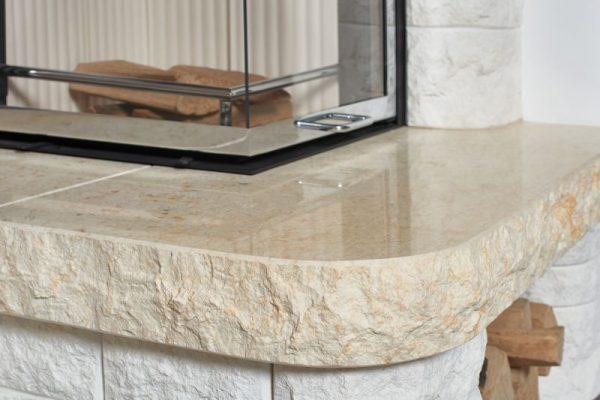 marmorkamin 11 222 detail3 600x400 - Kominek  marmurowy 11/222 HARK