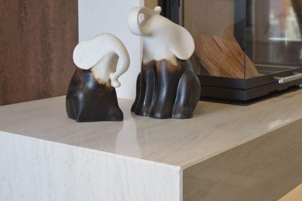 marmorkamin 1 190 0 detail2 600x400 - Mramorový krb 1-190.0