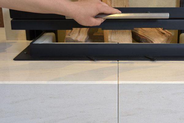 marmorkamin 1 190 0 detail3 600x400 - Mramorový krb 1-190.0