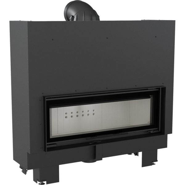 mb 100 0e9c464f 600x600 - Fireplace insert MB 100 guillotine