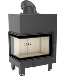 mbm10 lewy 300x300 - Fireplace insert MBM 10 left BS