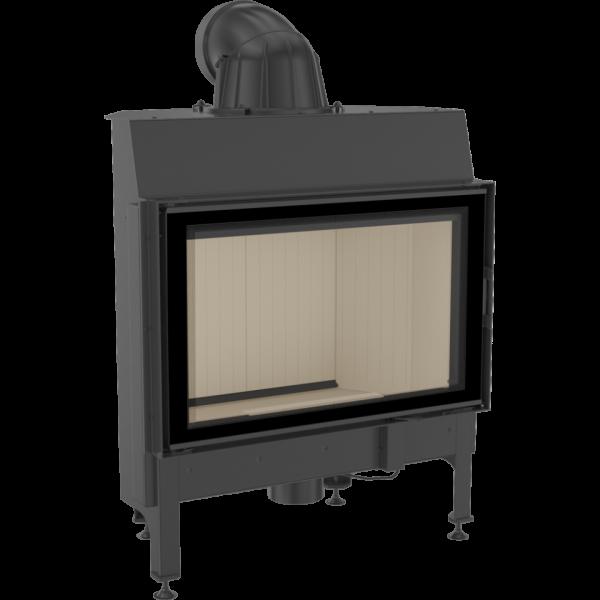nadia 12 600x600 - Fireplace insert NADIA 12