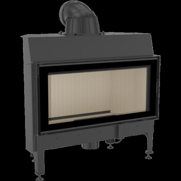 nadia 14 600x600 - Fireplace insert NADIA 14