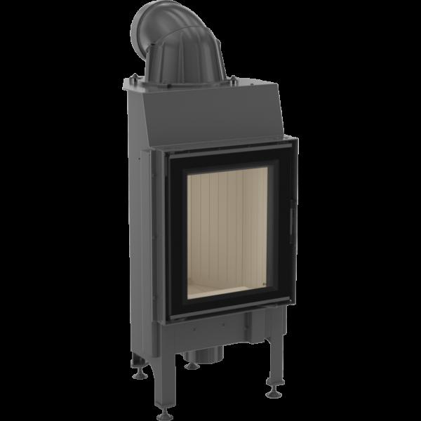 nadia 8 600x600 - Fireplace insert NADIA 8