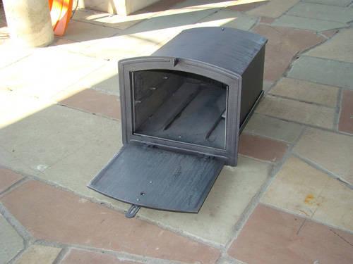 ps 1 - Piekarnik żeliwny standard