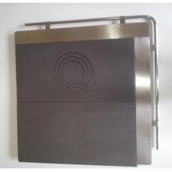 rama st komplet - Rama standard z płytami