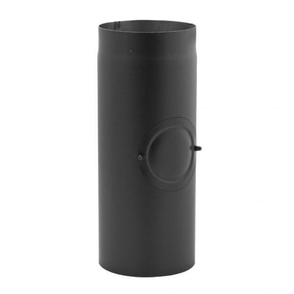 rura typu bertrams 180 mm 50 cm z wyczystka 600x600 - Rúrka fi 130 50cm s čistiacim otvorom