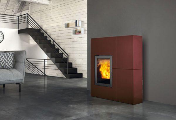 sp bla02 600x411 - Piecyk BLADE 12,1 kW stalowy