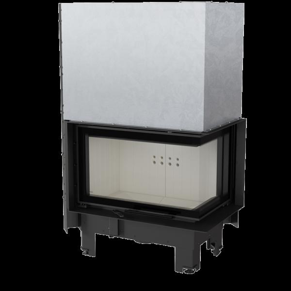 www kominek powietrzny mbm p bs g 3 960 960 1 0 0 600x600 - Fireplace insert MBM 10 right BS guillotine