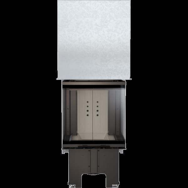 www kominek powietrzny nbc 500 500 2 960 960 1 0 0 600x600 - Fireplace insert  NBC 8 left / right BS guillotine