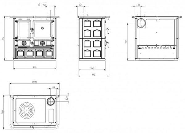 b shop5 156 600x433 - La Nordica Rosa Liberty