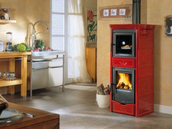 b shop 70 600x450 - LaNordica Extraflame Nicoletta Con Forno