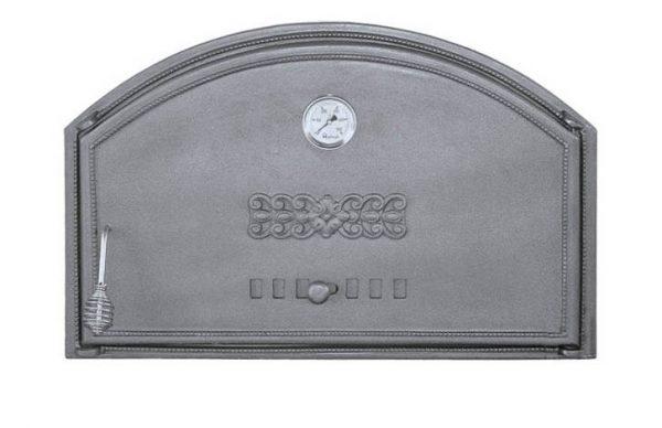 b64642d7ba0e78e0ccf847006327e2e5 600x388 - Drzwiczki żeliwne chlebowe  DCHD2T