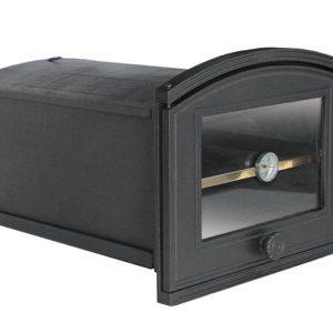 ce224f193a85f49074912ee72188205c 300x300 - Piekarnik żeliwny z szybą i termometrem PŻE1T ( otwierany w lewo)