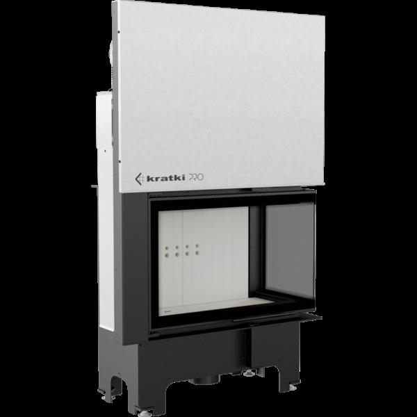 vnp 810 410 1 960 960 1 0 0 600x600 - Fireplace insert VN 810/410 right BS guillotine
