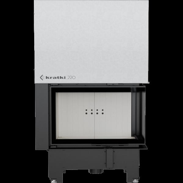 vnp 810 410 2 960 960 1 0 0 600x600 - Fireplace insert VN 810/410 right BS guillotine