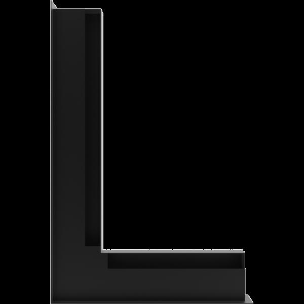luft nl 6 40 c sf 3 960 960 1 0 0 600x600 - LUFT SF roh ľavý čierny 40x60x6