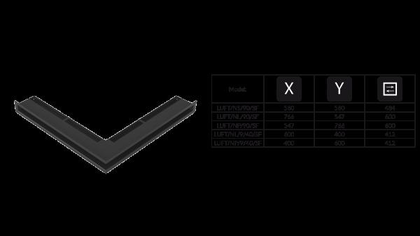 rys tech kratki luft n 9 sf 600x337 - LUFT SF roh ľavý čierny 40x60x9