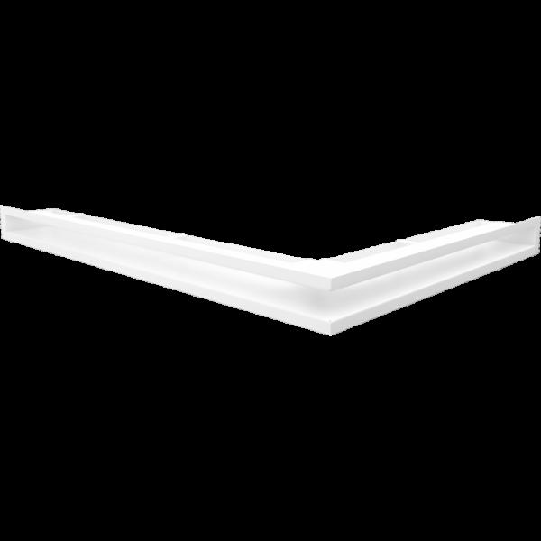 www kratka luft nl 60 b sf 960 960 1 0 0 600x600 - LUFT SF corner left white 76,6x54,7x6