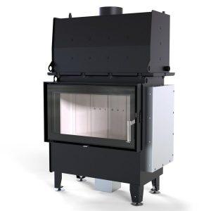 riva me 300x300 - Fireplace insert DEFRO RIVA SME SHORT