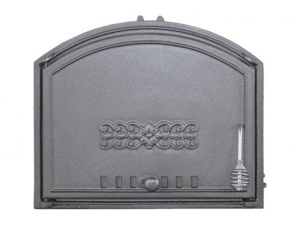 dchs1 600x486 - Drzwiczki żeliwne chlebowe  DCHS1