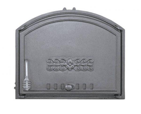 dchs2 600x486 - Drzwiczki żeliwne chlebowe  DCHS2