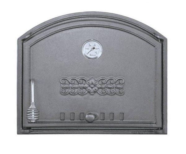 dchs2t 600x497 - Drzwiczki żeliwne chlebowe  DCHS2T