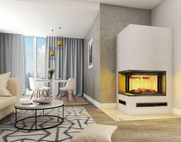 Kominek Imperial Extra 3 cm blat Volcano 2LTh51 1024x803 600x471 - Fireplace complete Imperial Extra 2LTH