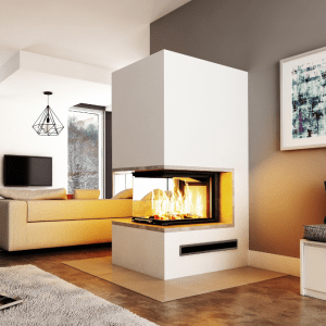 Kominek Pure Extra Volcano 3PLUh 1024x672 300x300 - Fireplace complete Pure  Extra 3PLUh