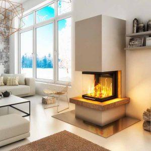 Kominek Royal 300x300 - Fireplace complete Royal Smart  3PLh