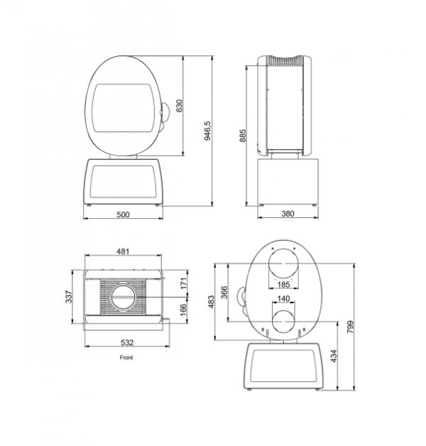 scan 66 3 600x628 - Scan 66-4 Plinth