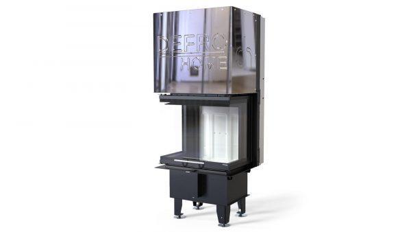 intra xsm c g 600x338 - Wkład kominkowy DEFRO HOME Intra XSM C G