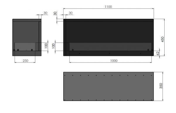 p 1100 600x385 - Infire INSIDE P 1100 Vers2