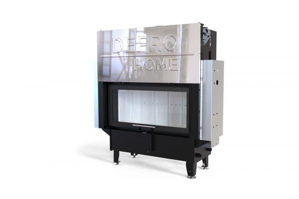 riva la g 600x400 - Fireplace insert DEFRO RIVA LA G SHOR