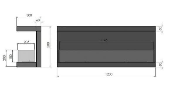 wymiary c1200 v3 600x361 - Infire INSIDE C1200V3