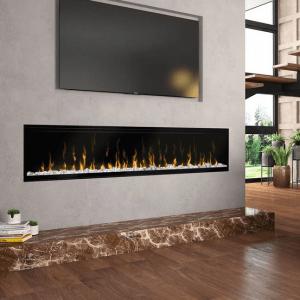 ignite 74a 300x300 - Electric insert Ignite XL 74″ ECO LED