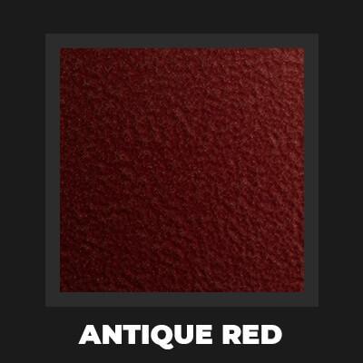 ANTIQUE RED - Piec do pizzy Alfa Forni 5 MINUTI czerwony z podstawą