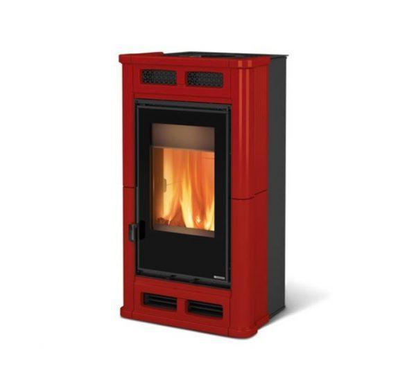 b shop3 48 600x559 - La Nordica Flo - Piec wolnostojący z nadmuchem ciepłego powietrza