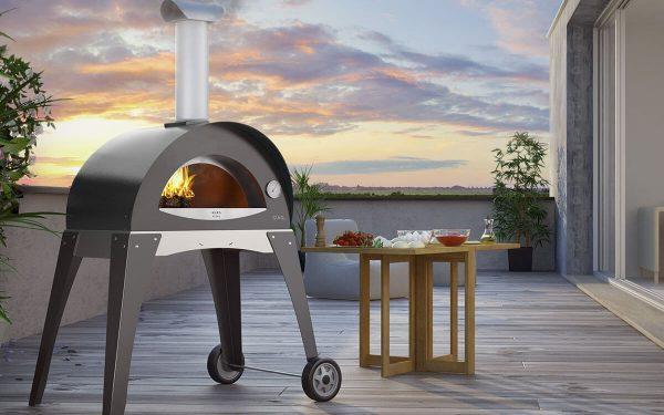 ciao oven bake pizzas bread roasts mixed grills 1200x750 600x375 - Piec do pizzy Alfa Forni CIAO szary z podstawą